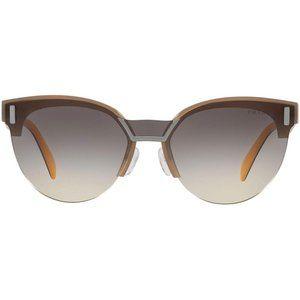 Prada Women's Sunglasses w/Grey Gradient Lens